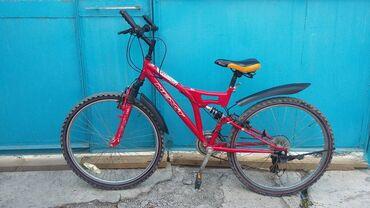 Велосипеды - Кыргызстан: Корейский велосипед, состояние очень хорошее, всё работает. Колёса на