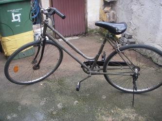 Zenski bicikli 28 tocak remontovan