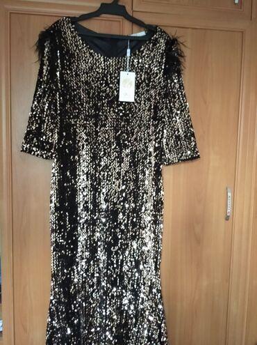 вечернее платье 48 50 размер в Кыргызстан: Платье длинное вечернее, шикарно сидит размеры 46-48-50