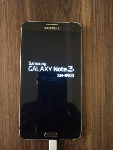 Samsung galaxy note - Азербайджан: Б/у Samsung Galaxy Note 3 32 ГБ Черный