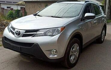 svadebnye platja 2013 goda в Кыргызстан: Toyota RAV4 2.5 л. 2013   152520 км