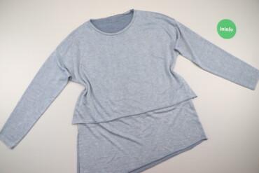 Жіночий пуловер з подовженою спинкою River Island, p. XL    Довжина: 5