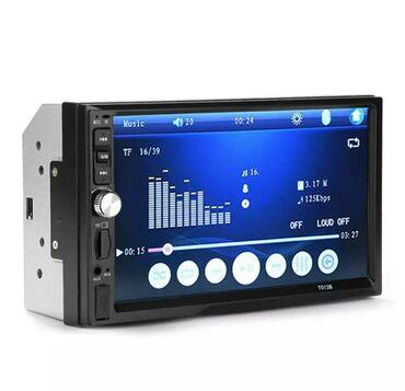 bt адаптер для наушников в Кыргызстан: 7 дюймов двойной 2DIN автомобильный MP5 плеер BT Сенсорный Экран