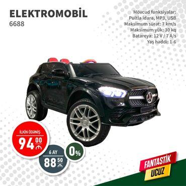 Avtomobil modelləri - Azərbaycan: Elektromobil