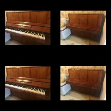 Пианино, фортепиано - Азербайджан: Piyanina 170 AZN. Satilir hecbir prablemi yoxdur. Sadece