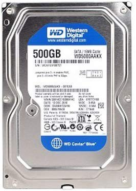 "Hard Disk WD5000AAKX 3,5"" 500gb Blue в Bakı"