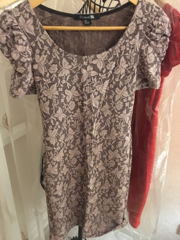 платье из кружева в пол в Кыргызстан: Продаю кружевное платье (bodycon) короткое, размер s, forever 21, цвет