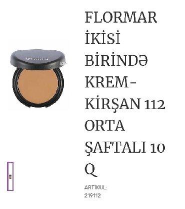 Kosmetika - Xırdalan: Krem kirsan vizual olaraq uz derisini
