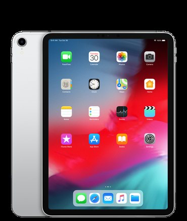 Apple iPad Pro 11-inch (Wi-Fi,4GB,64GB,Silver) в Bakı