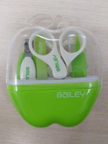 набор для новорожденных в Кыргызстан: Набор для ногтей для новорожденных BAILEY 5 в 1 Все родители знают, ка