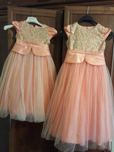 Продаю красивые платья на 5-6 и на 7-8 лет в Бишкек