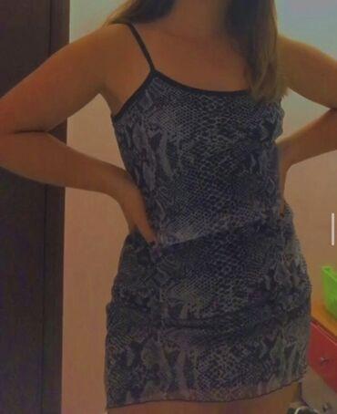 Ελαστικο μινι φιδε φορεμα