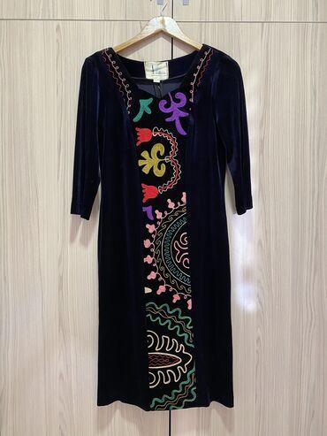 вечернее платье ручной работы в Кыргызстан: Платье от Ассоль Молдокматовой  Размер 46  Турецкий размер 38 где-то