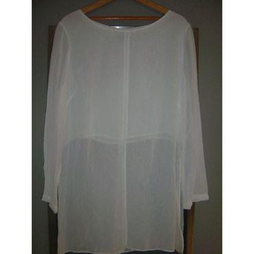 Μπλούζα Lussile από Viscose, μέγεθος Large.Επειδή είναι διαφανής, στο