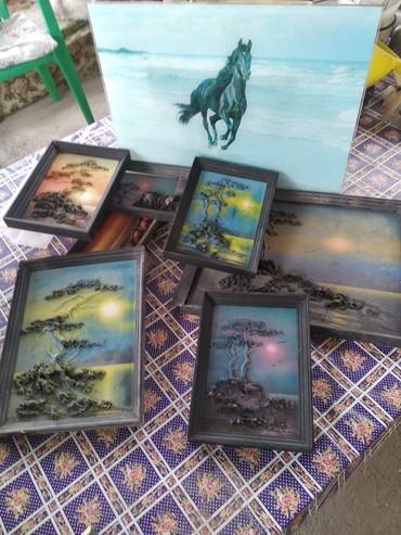 сюрреализм-картины в Кыргызстан: Картины декоративные