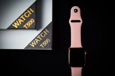 ЧАСЫ WATCH T500  Smart часы набирают все большую популярность и значит