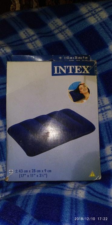 Bakı şəhərində Intexden fitness ucun padushka.yenidi karobkadadi.iki eded var.qiymet