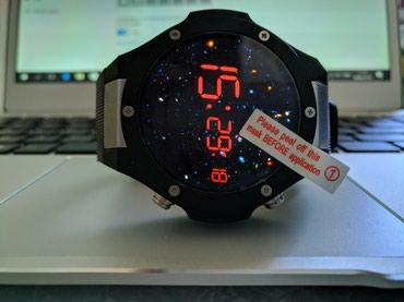 Bakı şəhərində Android Smartwatch (smart saat) MOVCUDDUR!!! nano sim kart desteyi