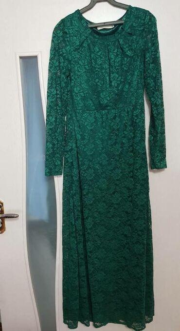 Личные вещи - Садовое (ГЭС-3): Продаю платье и осеннюю обувь, почти новые, платье ни разу не носили