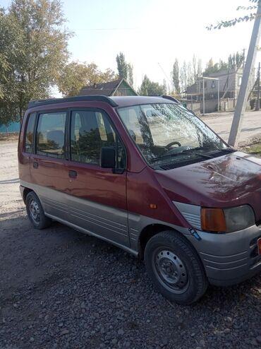квартиры в кара балте in Кыргызстан | ПРОДАЖА КВАРТИР: Daihatsu Move 0.8 л. 2001