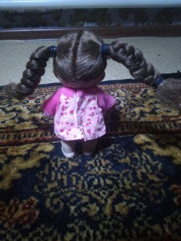 продадим куклу в Кыргызстан: ПРОДАЮ КУКЛУ ХОРОШЕГО КАЧЕСТВО. ЧУЧУТЬ РАЗУКРАШЕНАЯ НО МОЖНО ОТМЫТЬ