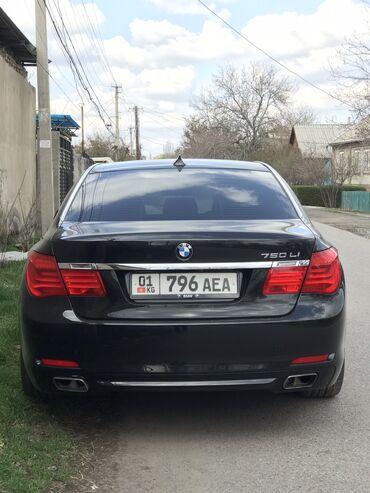 bmw-2-series в Кыргызстан: BMW 7 series 4.4 л. 2011