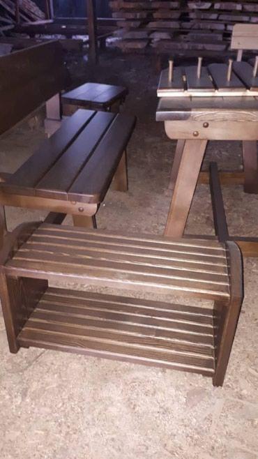 Комплект столов и стульев в Бишкек