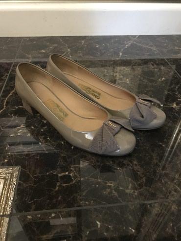 Продаю туфли Salvatore Ferragamo. Оригинал, в Бишкек