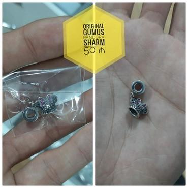 Şarmlar - Azərbaycan: Original Gumus Pandora Sharm - 50 ₼
