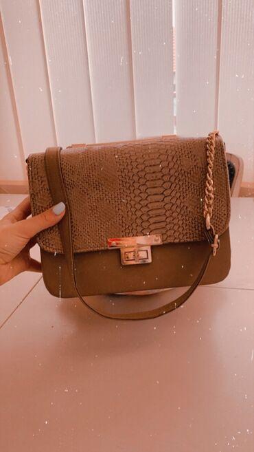 Prelepa nova kozna torbica plus poklon gratis