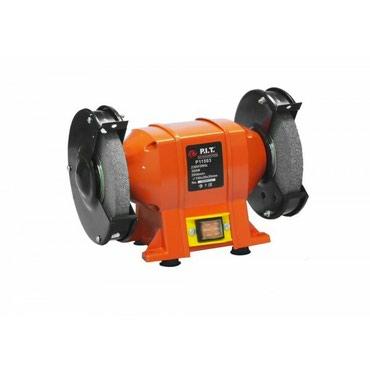 ТОЧИЛО 300W 150 pit11503Напряжение - 230ВЧастота - 50ГцМощность -