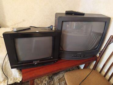 golder телевизор пульт в Кыргызстан: Телевизор Samsung 2шт.Диагонали 37 см и 53 смВ отличном состоянии, с