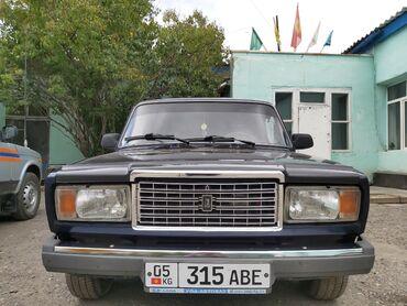 шины зимние бу r16 в Кыргызстан: ВАЗ (ЛАДА) 2107 1.6 л. 2011 | 84500 км
