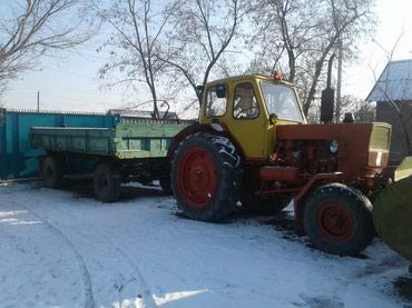 ЮМЗ-6 с прицепом в Бишкек