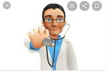 Медицина тармагында билими бар айымды ишке алабыз Орус тилин билуусу ш