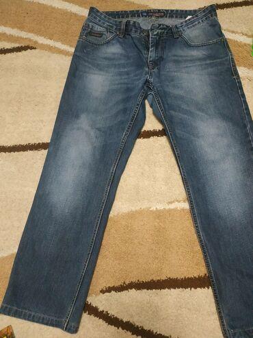 Джинсы мужские,Турция,размер 32 европейский,носили чуть чуть,отличное