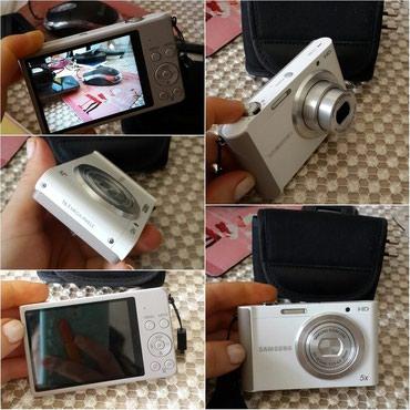 Bakı şəhərində Samsung foto aparat orginal maldir HD formatda cekir.