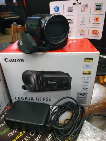 canon 5d mark 1 в Кыргызстан: Видеокамера Canon legria HF R56 всё есть, всё новое. Возможен обмен на