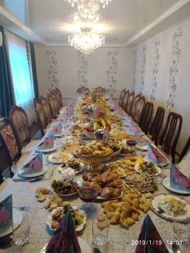 Услуги повара на выезд.. любые в Бишкек