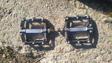 Велоаксессуары - Бишкек: Продаю педали CYCLETRACK отличном состоянии 800 сом