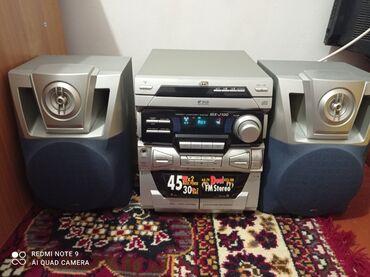 автомагнитофон jvc в Кыргызстан: Музыкальный центр jvc:оригиналотличное состояниепроизводитель: япония