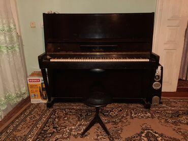 Пианино, фортепиано - Кыргызстан: Продаётся пианино стульем