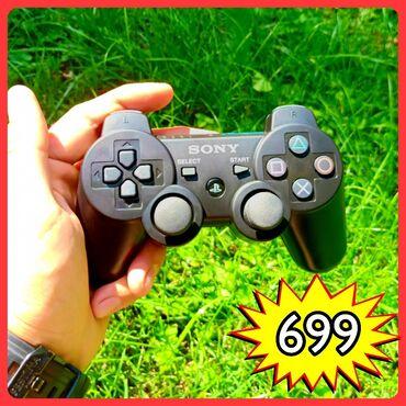 sony ps3 super slim 12gb в Кыргызстан: PS3 Dualshock беспроводные джойстики на PS3