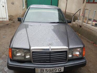 Mercedes-Benz 250 2.5 л. 1988
