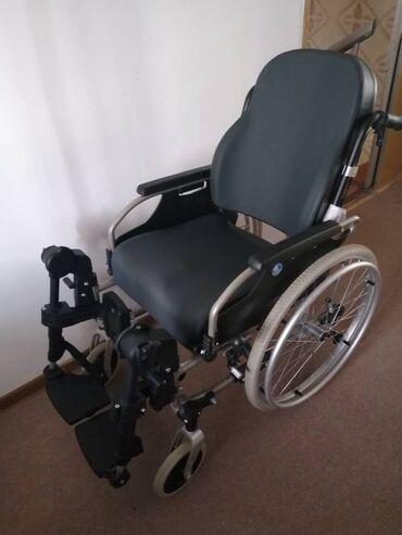 Ингаляторы в бишкеке - Кыргызстан: Продаётся vip кресло-коляска инвалидная vermeiren v300 comfort