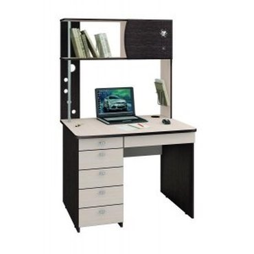 Bakı şəhərində Kompyuter ve ya yazi masasi.Standart 90 ve ya 110 sm eninde olur.krem