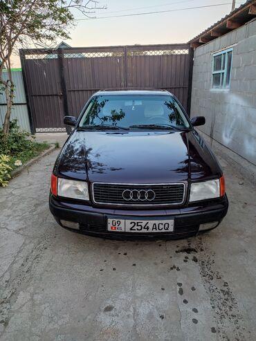 Транспорт - Кызыл-Суу: Audi S4 2.6 л. 1992