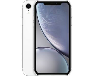 Новый iPhone Xr Белый