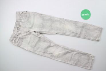 Детский мир - Украина: Дитячі штани з принтом 10 років, 140 см    Довжина: 82 см Довжина крок