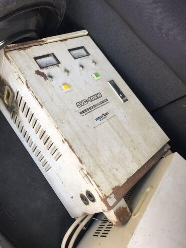 фольксваген тигуан бишкек in Кыргызстан   VOLKSWAGEN: Продаю 2 стабилизатора напряженияОба в рабочем состоянии!Один на